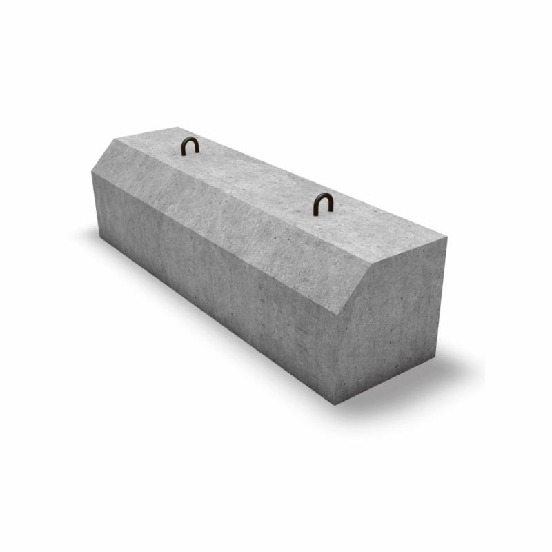 Упор бетонный